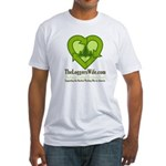 TheLoggersWife.com Fitted T-Shirt