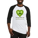 TheLoggersWife.com Baseball Jersey