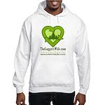 TheLoggersWife.com Hooded Sweatshirt