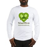 TheLoggersWife.com Long Sleeve T-Shirt