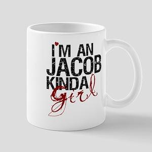 Jacob Kinda Girl Mug