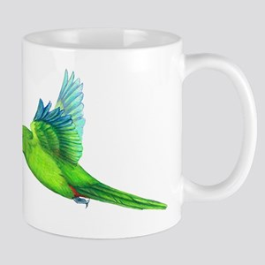 Yellow-fronted Kakariki Mug