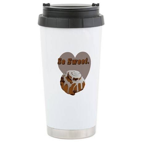 So Sweet Stainless Steel Travel Mug