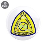 """USS Shenandoah (AD 26) 3.5"""" Button (10 pack)"""