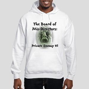 Un-Sale Board of Mis-Directors Hooded Sweatshirt