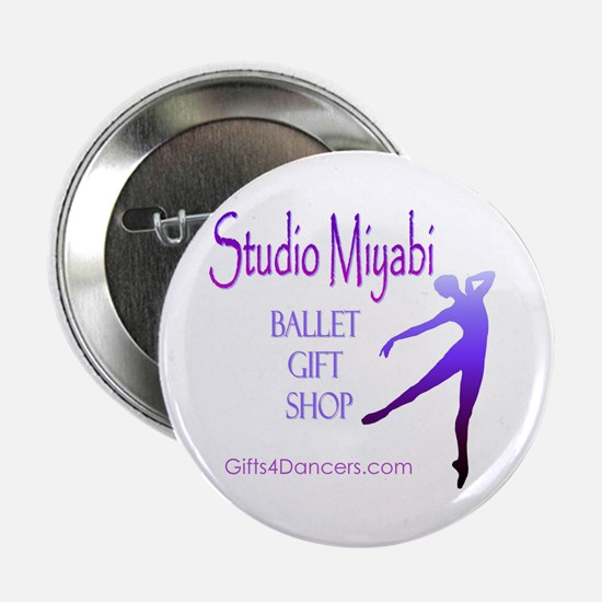 "Studio Miyabi Logo 2.25"" Button"