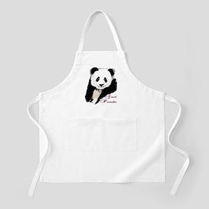 Giant Panda Bear Apron