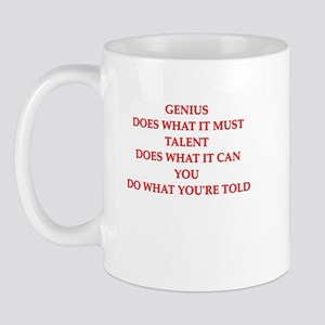do what you are told Mug
