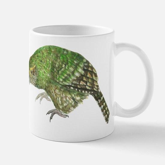 Young Kakapo Mug