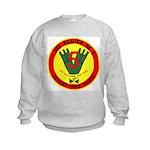 USS Rainer (AE 5) Kids Sweatshirt