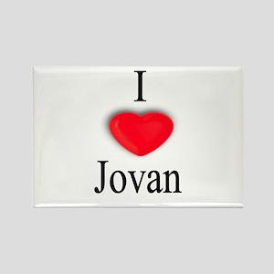 Jovan Rectangle Magnet