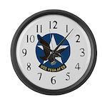 USS Vega (AF 59) Large Wall Clock