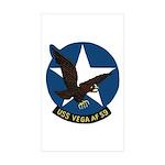 USS Vega (AF 59) Rectangle Sticker 50 pk)
