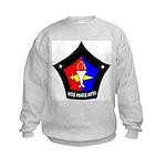 USS Mars (AFS 1) Kids Sweatshirt