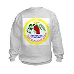USS San Jose (AFS 7) Kids Sweatshirt