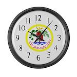 USS San Jose (AFS 7) Large Wall Clock