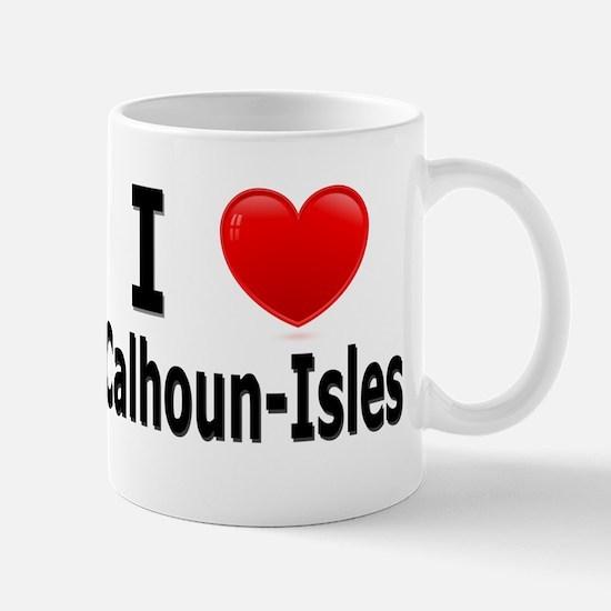 I Love Calhoun-Isles Mug