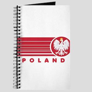 Poland Sunset Journal