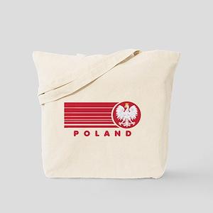 Poland Sunset Tote Bag