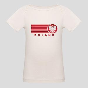 Poland Sunset Organic Baby T-Shirt