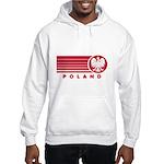 Poland Sunset Hooded Sweatshirt