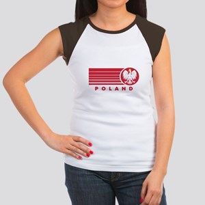 Poland Sunset Women's Cap Sleeve T-Shirt