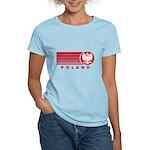 Poland Sunset Women's Light T-Shirt