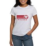Poland Sunset Women's T-Shirt