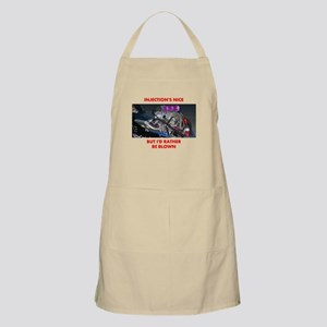 TOP FUEL BLOWN RACE CAR Apron