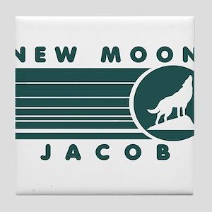 New Moon Jacob Black Tile Coaster