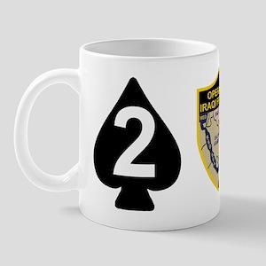 2-506th Infantry Iraqi Freedom Mug
