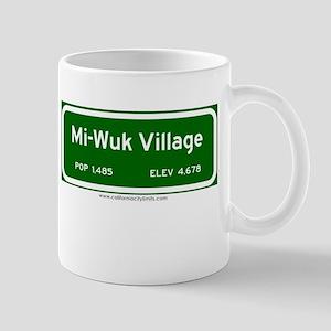 Mi-Wuk Village Mug