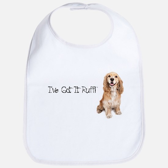 Cocker Spaniel Bib
