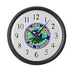 USS Eldorado (AGC 11) Large Wall Clock
