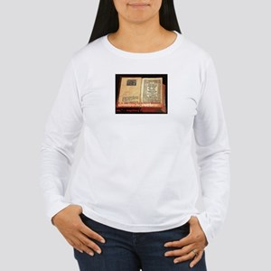 Augsburg Confession Women's Long Sleeve T-Shirt