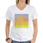 DEC. 6TH DAY#340. LEARNING ? Women's V-Neck T-Shir