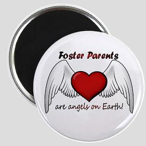 Angel Foster Magnet