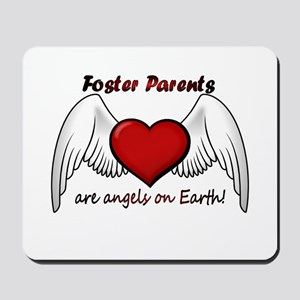 Angel Foster Mousepad