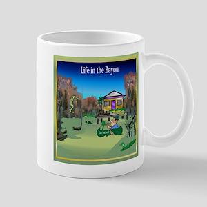 Life in the Bayou Mug