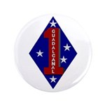"""1st Marine Division 3.5"""" Button (100 pack)"""