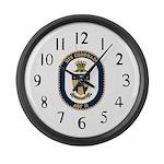 USS Coronado (AGF 11) Large Wall Clock