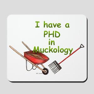 PHD Muckology Mousepad