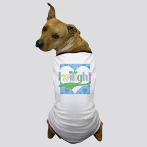Twilight Hearts Dog T-Shirt