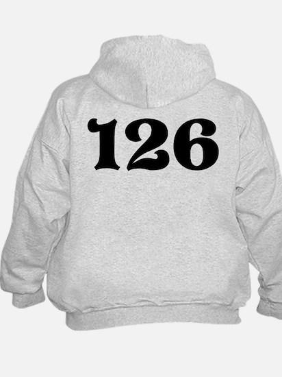 James Gang Racing 126 Hoody