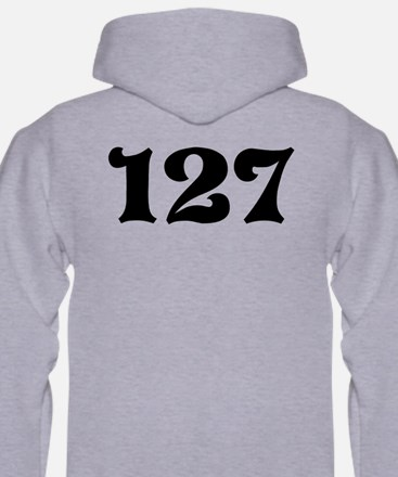 James Gang Racing 127 Hoodie