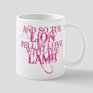 Lion Lamb Mug