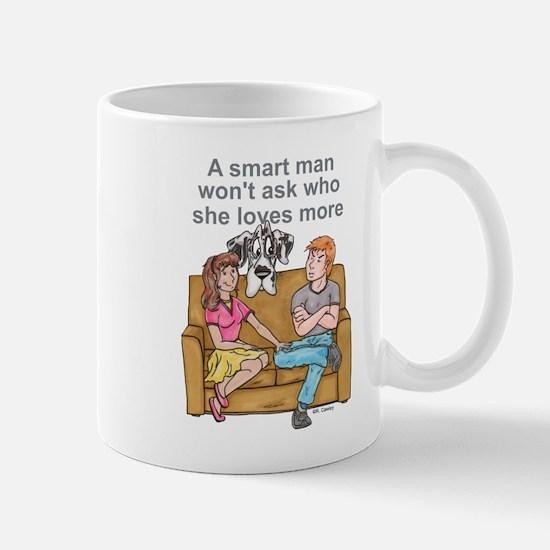 NH Smart Man Mug