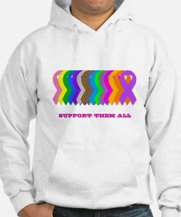 Support them all Jumper Hoody