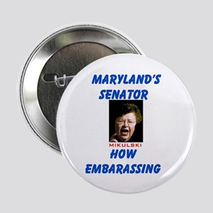 "ARE YOU EMBARASSED? ~ 2.25"" Button (10 pack)"