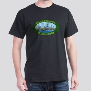 City of Lakes Dark T-Shirt